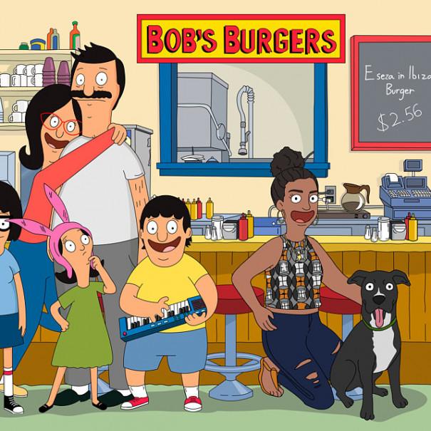 Bobs Burgers Custom Portrait
