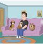 Family Guy Digital Portrait