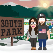 South Park Custom Portrait